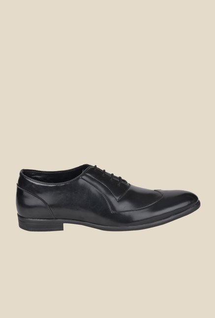 DaMochi Gusto Black Oxford Shoes