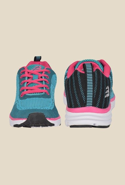 Lotus Bawa Blue & Pink Running Shoes