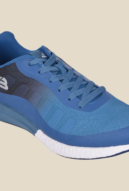 Lotus Bawa Blue & Black Running Shoes