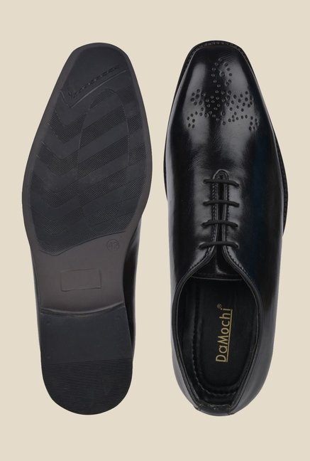 DaMochi Imper Black Formal Shoes