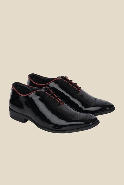 DaMochi Imper Patent Black Formal Shoes