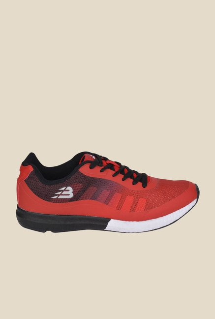 Lotus Bawa Red & Black Running Shoes