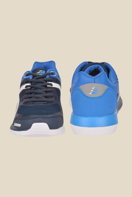 Lotus Bawa Navy Blue Running Shoes