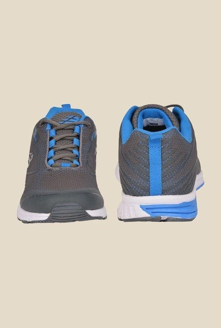 Lotus Bawa Grey & Blue Running Shoes