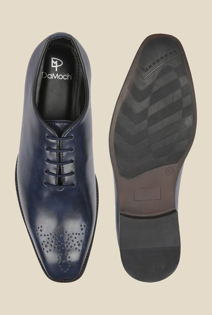 DaMochi Imper Navy Formal Shoes