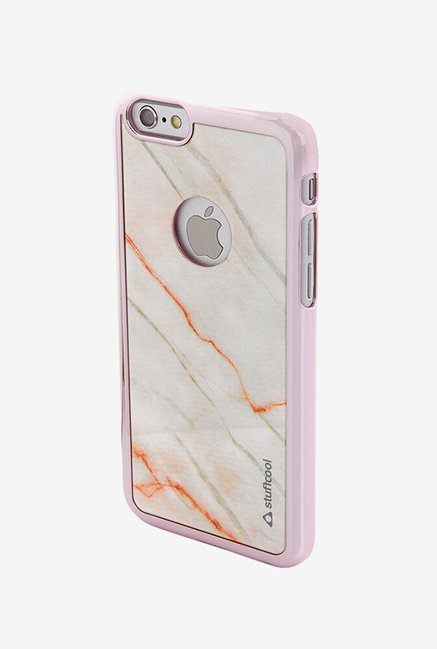 Stuffcool Stone Back Case for Apple iPhone 6 /6S (Rose Gold)