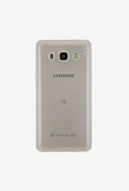 Aviz Back Case for Samsung Galaxy J7 (Clear)