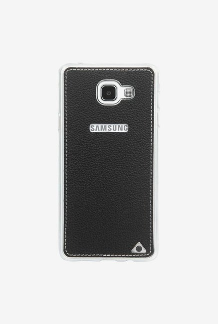 Stuffcool Levog Back Case for Samsung Galaxy A7 (Black)