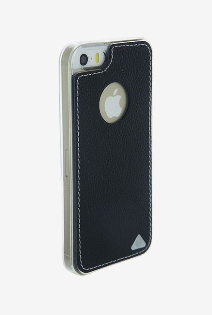 Stuffcool Levog Back Case for Apple iPhone 5/5S/SE (Black)