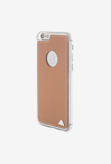 Stuffcool Levog Back Case for Apple iPhone 6 / 6S (Brown)