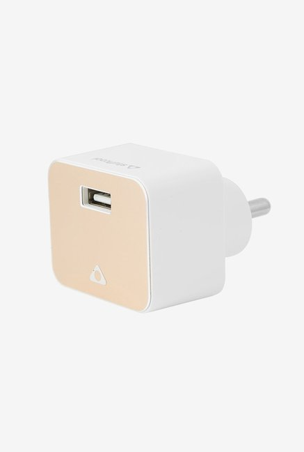Stuffcool WCUNO-GLD USB Charger (Golden)