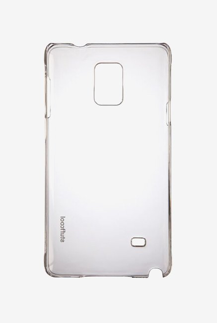 Stuffcool Clair Back Case for Samsung Galaxy Note 4 (Clear)