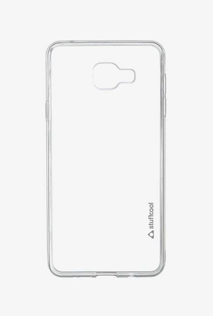 Stuffcool Pure Back Case for Samsung Galaxy A7 (Clear)