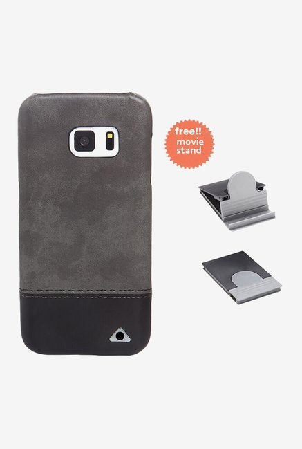 Stuffcool Vogue Back Case for Samsung Galaxy S7 (Grey)