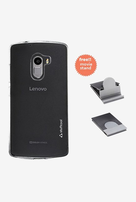 Stuffcool Pure Back Case for Lenovo K4 Note (Clear)