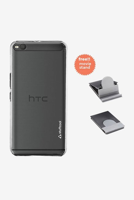 Stuffcool Clair Back Case for HTC One X9 (Clear)