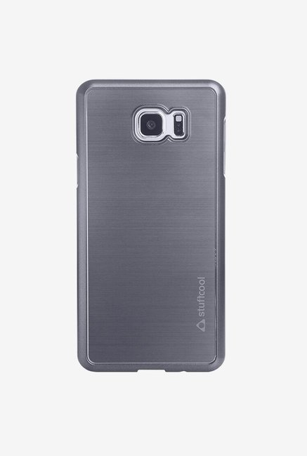 Stuffcool Deco Back Case for Galaxy Note 5 (Titanium)