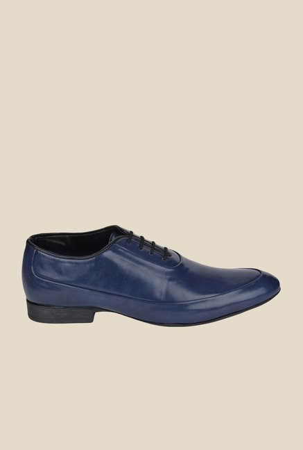 DaMochi Famos Navy Formal Shoes