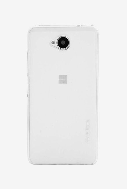Stuffcool Clair Back Case for Microsoft Lumia 650 (Clear)