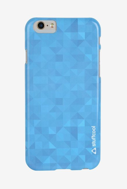 Stuffcool Vivant Back Case for Apple iPhone 6 / 6S (Blue)