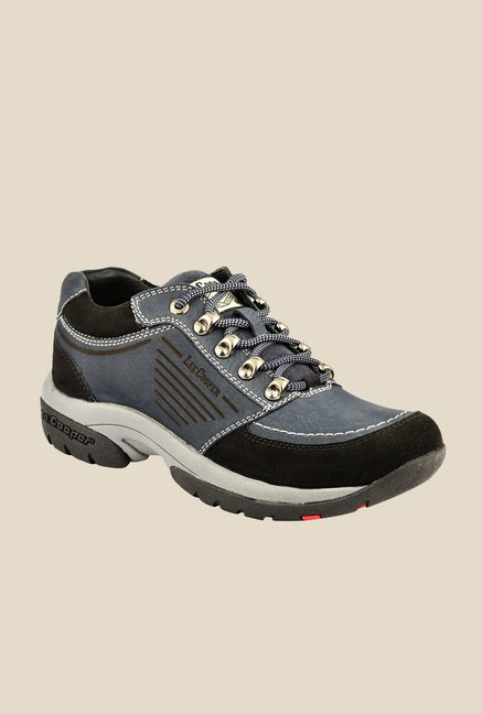 Lee Cooper Navy & Black Casual Shoes