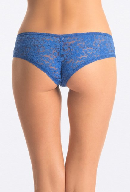 PrettySecrets Red & Blue Lacy Hipster (Pack of 2)