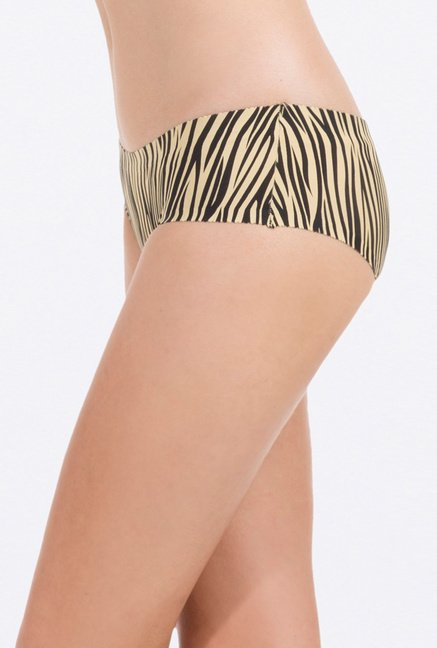PrettySecrets Beige Boyshorts (Pack of 2)