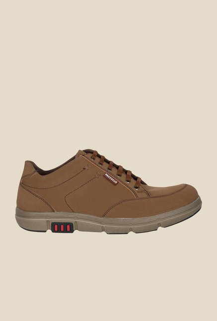 Provogue Brown Casual Shoes