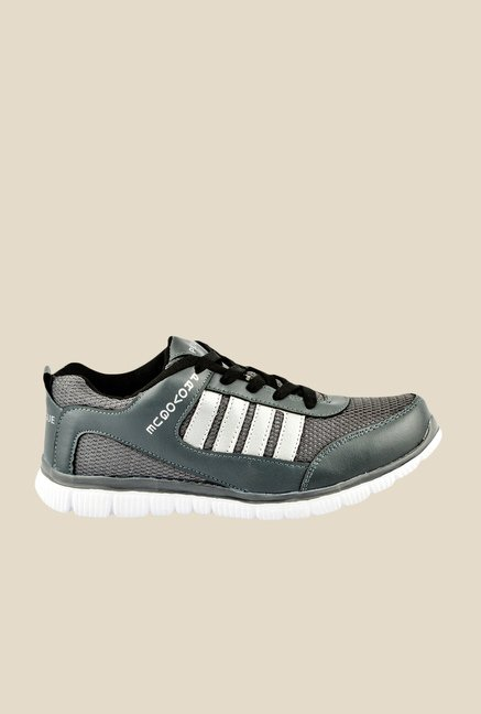 Provogue Grey & White Sneakers