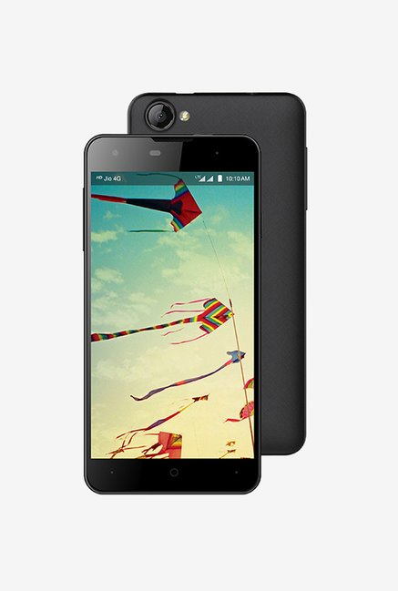 LYF WIND 1 4G Dual Sim 8 GB (Black)