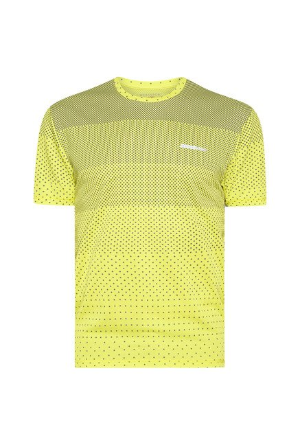 Westsport by Westside Lime Printed T Shirt