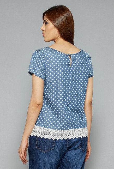 Sassy Soda by Westside Blue Edna Top