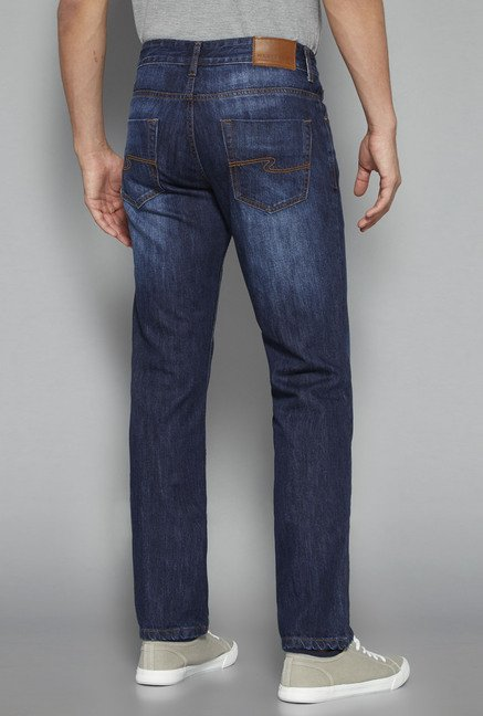 Westsport by Westside Blue Lightly Washed Jeans