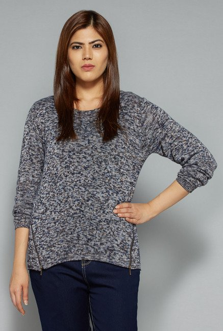 Sassy Soda by Westside Grey Hazel Top