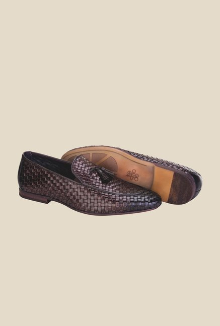 Tresmode Wine Casual Moccasins