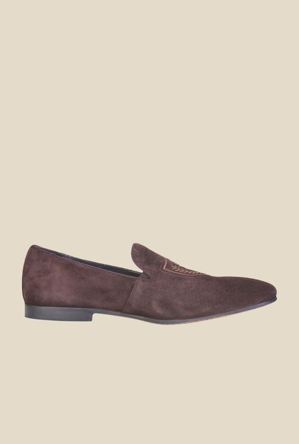 Tresmode Brown Casual Loafers