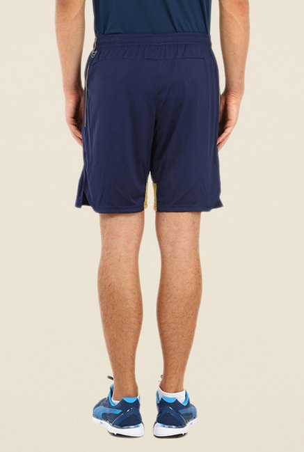Puma Navy Solid AFC Replica Shorts