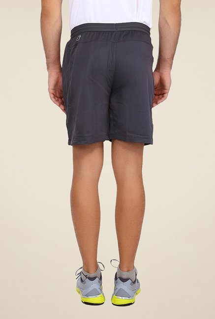 Puma Charcoal Solid Shorts