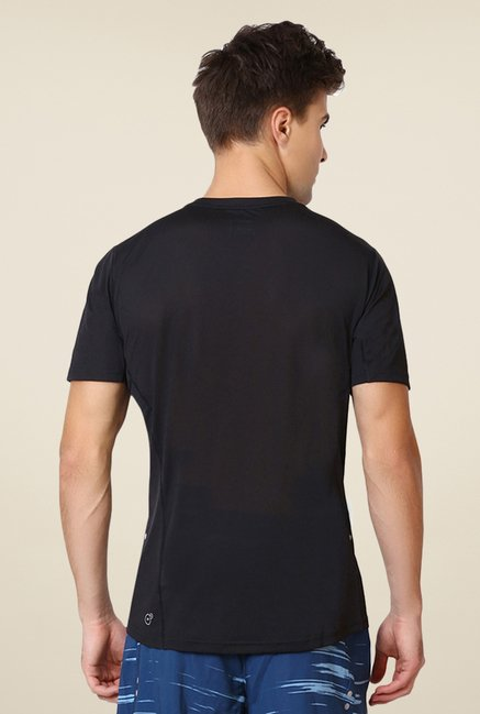 Puma Black Graphic Print T-shirt