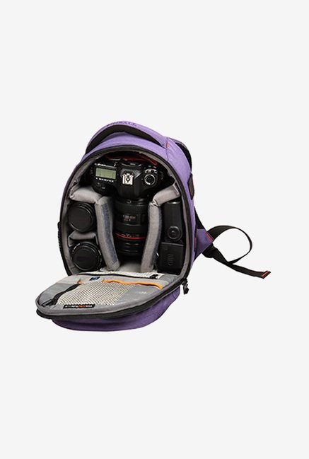 Pinball BT'X' Camera Backpack (Purple)
