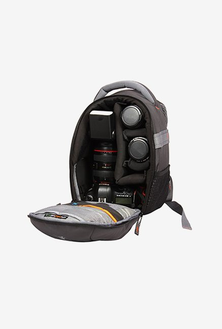 Pinball Mirage Camera Backpack (Gunmetal)