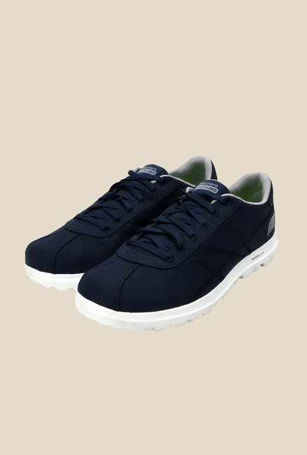 Skechers On The Go Retro Navy Sneakers