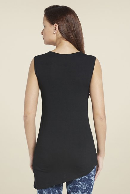 Globus Black Solid Top