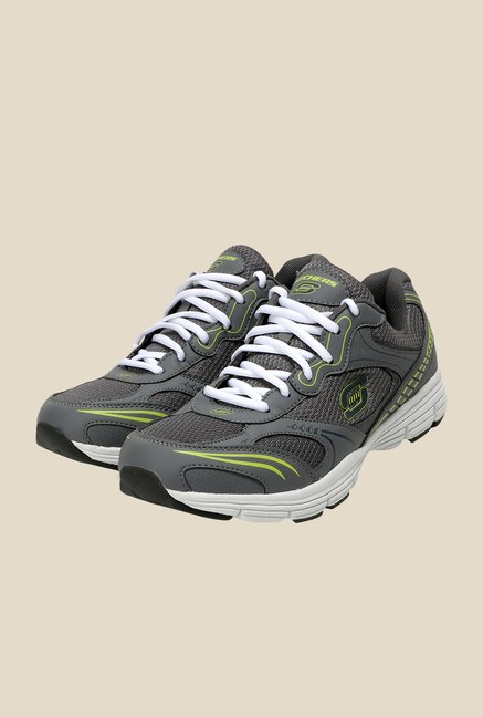 Skechers Grey Training Shoes