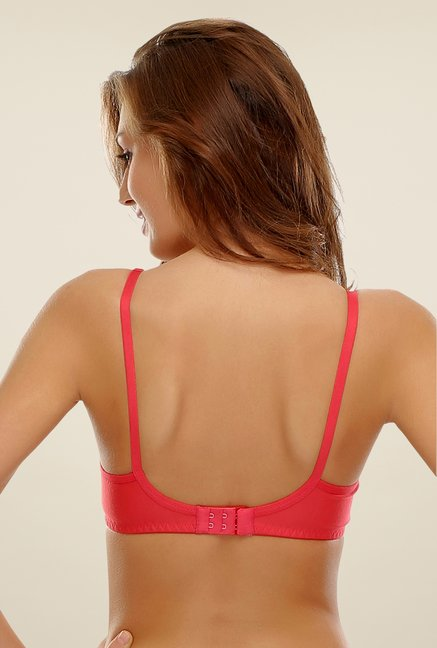 Clovia Coral Non Padded Wirefree T Shirt Bra