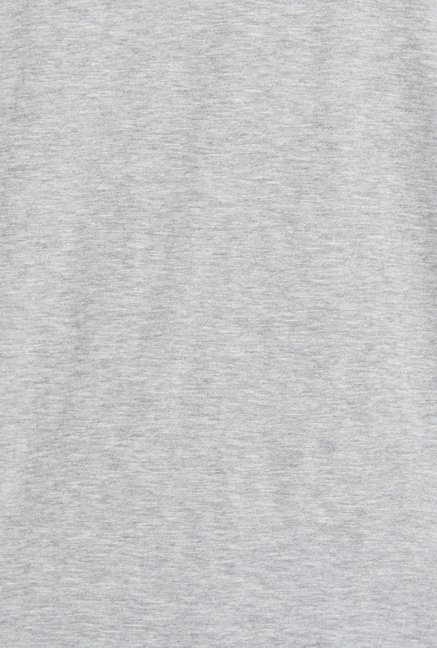 Globus Grey Round Neck T Shirt