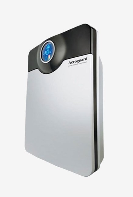 AeroGuard Mist Air Purifier (Black And Silver)