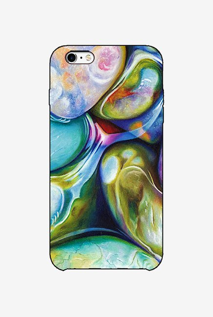 Ziddi AMEBA Hard Back Cover for iPhone 6 (Multi)