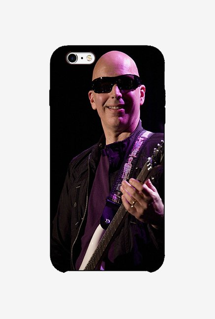 Ziddi BLDGUITRST Hard Back Cover for iPhone 6S (Multi)