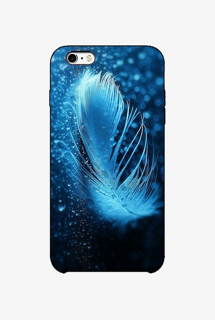 Ziddi BLUFETHR Hard Back Cover for iPhone 6 (Multi)